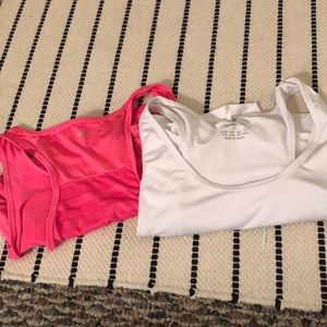 Tops - Two workout tank tops